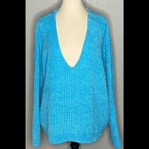 Express So Soft Chenille Sweater NWT Sz XL